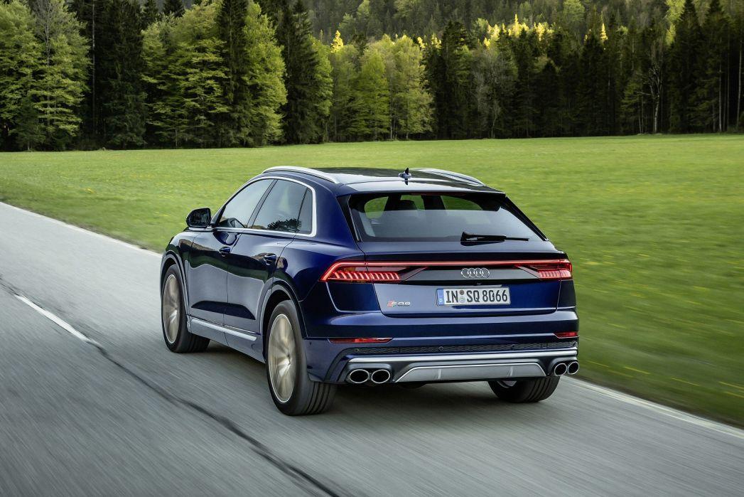 Image 5: Audi Q8 Estate SQ8 Tfsi Quattro 5dr Tiptronic [C+S]