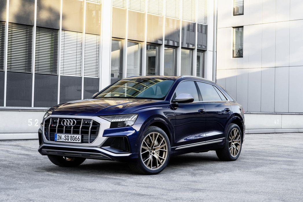 Image 6: Audi Q8 Estate SQ8 Tfsi Quattro Vorsprung 5dr Tiptronic