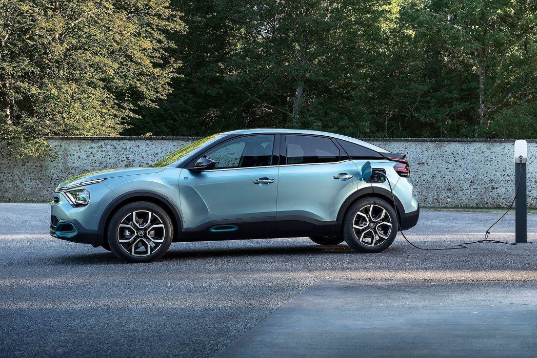 Image 2: Citroen E-C4 Electric Hatchback 100KW Shine Plus 50KWH 5dr Auto