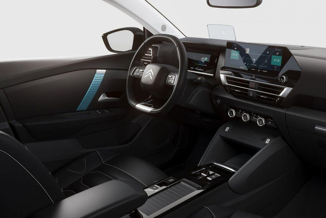 Image 4: Citroen E-C4 Electric Hatchback 100KW Shine Plus 50KWH 5dr Auto