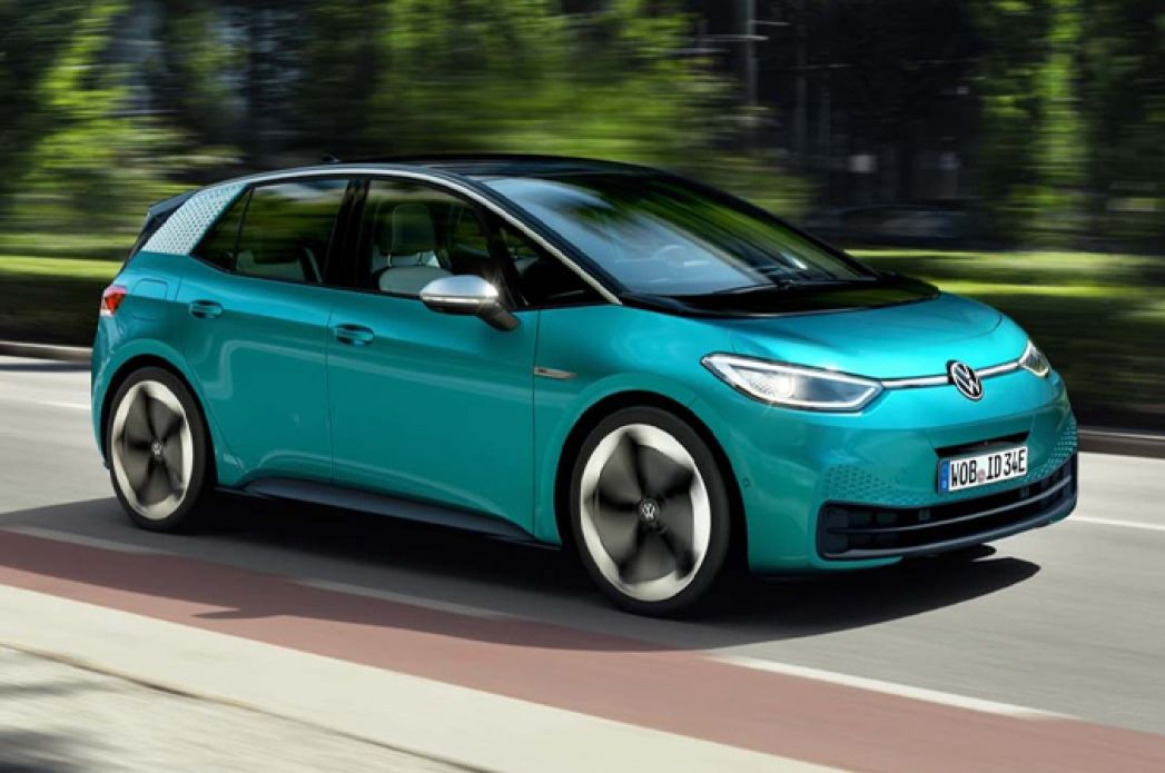 Image 2: Volkswagen ID.3 Electric Hatchback 150KW Life PRO Performance 62KWH 5dr Auto
