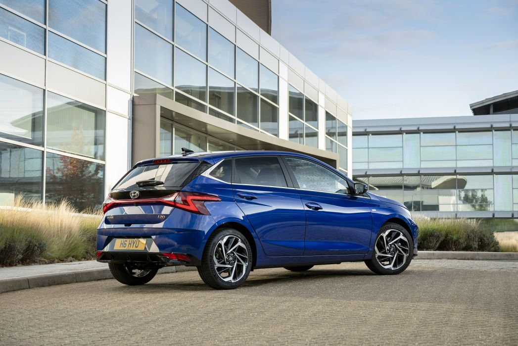 Video Review: Hyundai I20 Hatchback 1.0T GDI 48V MHD Premium 5dr DCT