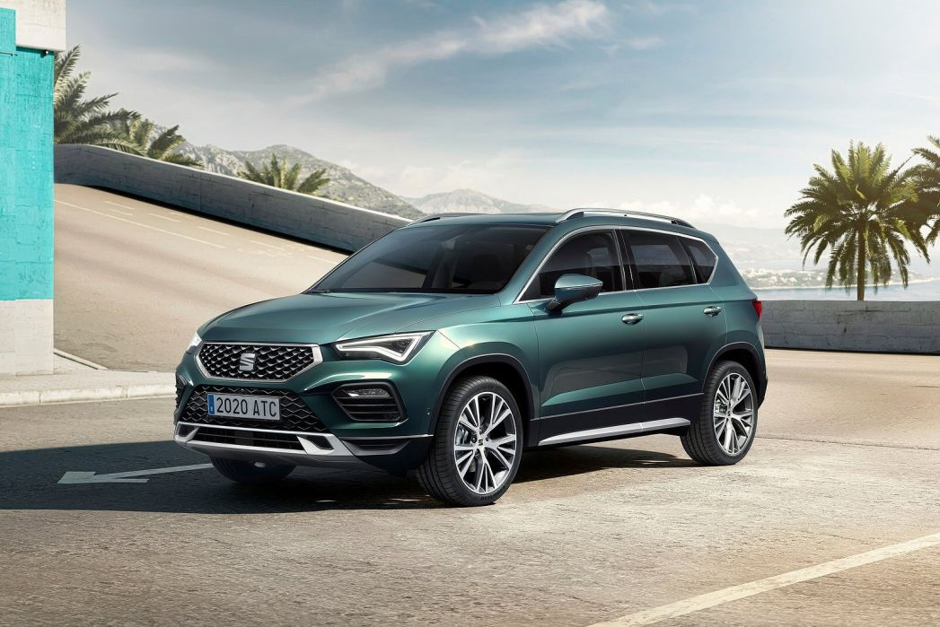 Video Review: Seat Ateca Estate 1.5 TSI Evo SE Technology 5dr