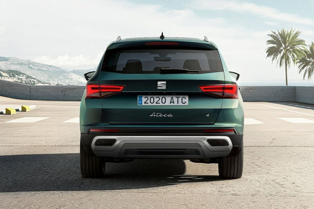 Image 4: Seat Ateca Estate 1.5 TSI Evo SE Technology 5dr