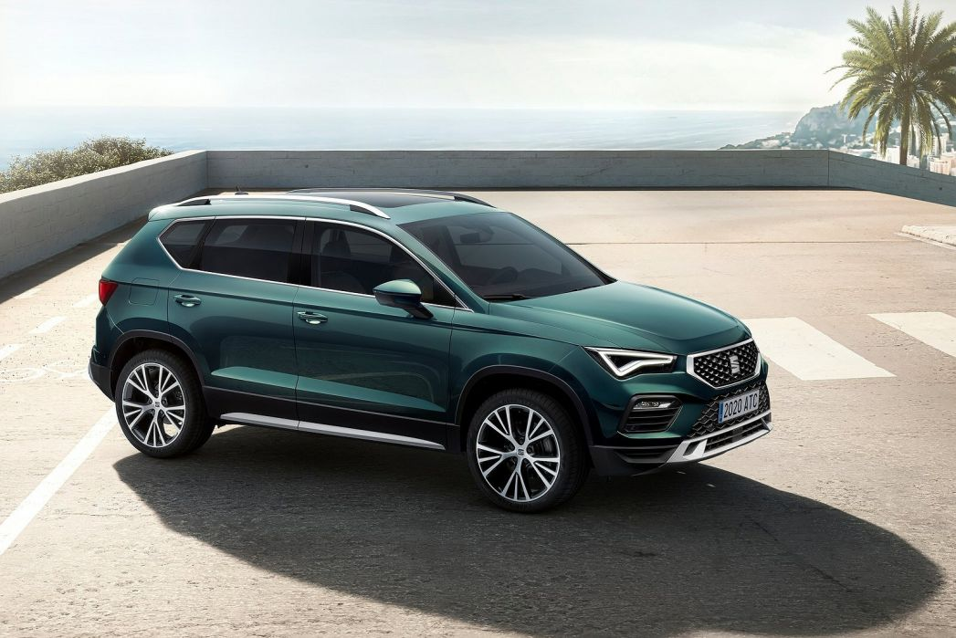 Image 2: Seat Ateca Estate 1.5 TSI Evo SE Technology 5dr