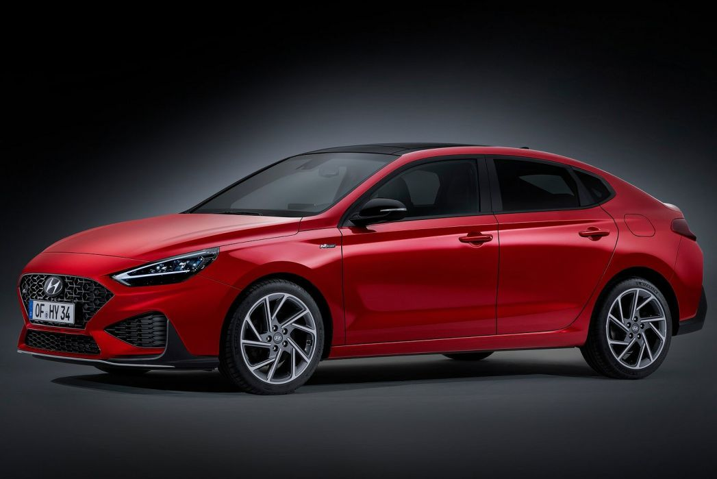 Video Review: Hyundai I30 Fastback 1.5T GDI N Line 5dr DCT