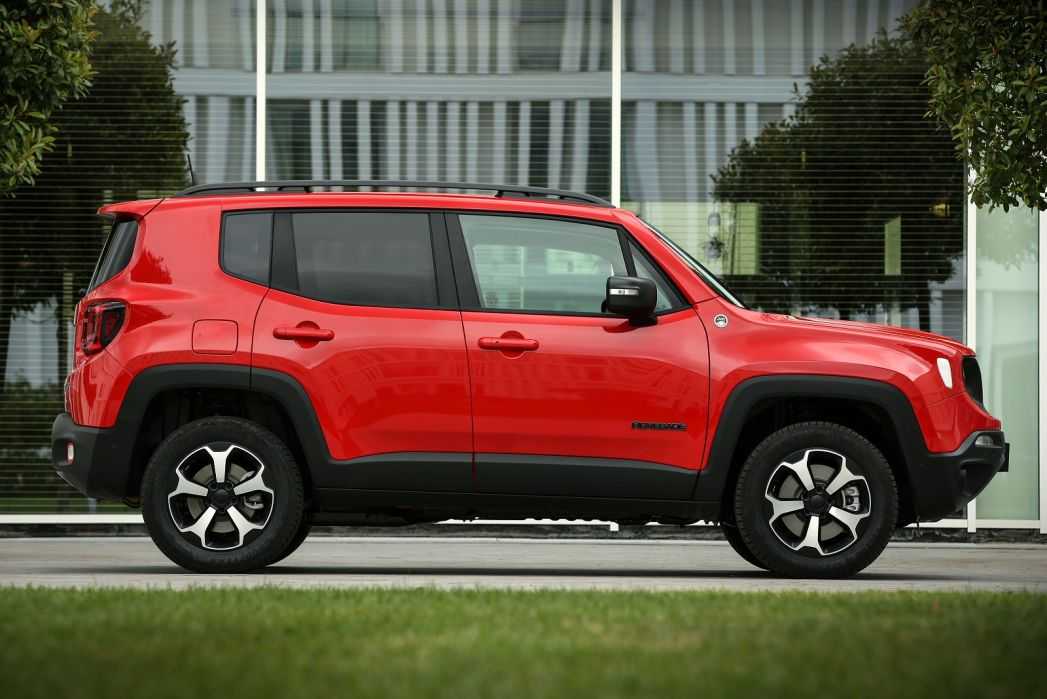 Image 2: Jeep Renegade Hatchback 1.3 Turbo 4XE Phev 190 Limited 5dr Auto
