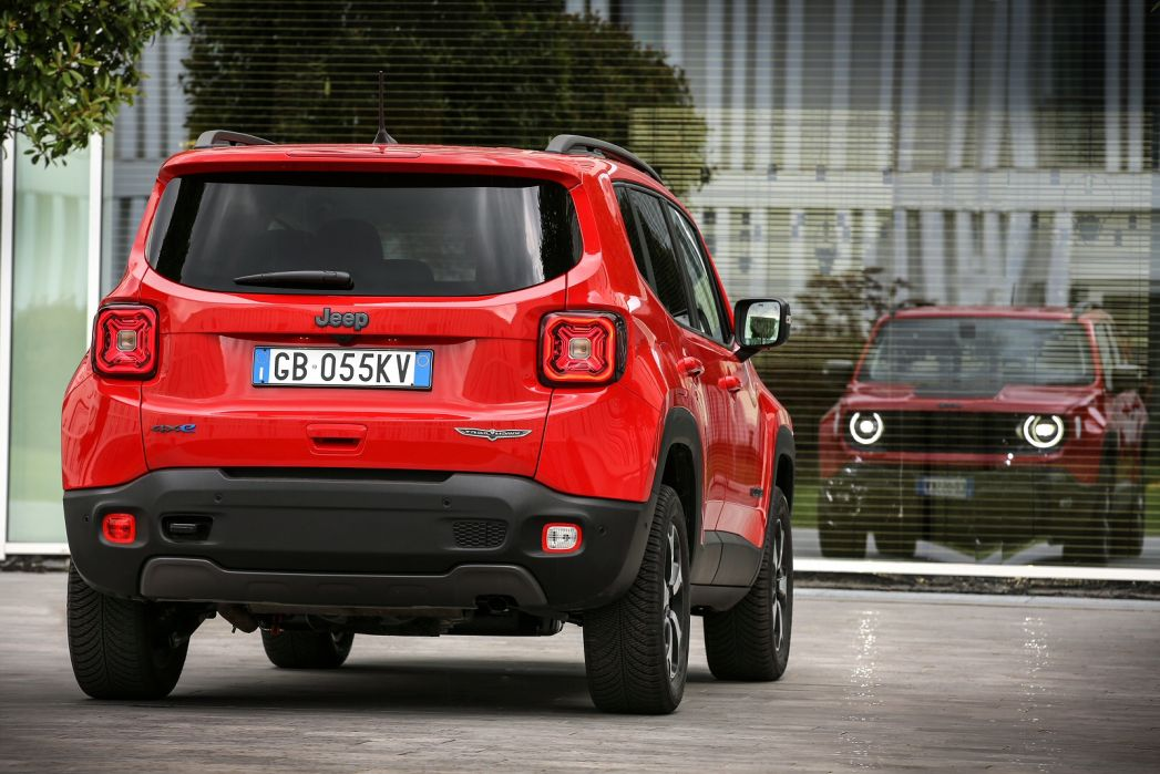 Image 3: Jeep Renegade Hatchback 1.3 Turbo 4XE Phev 190 Limited 5dr Auto