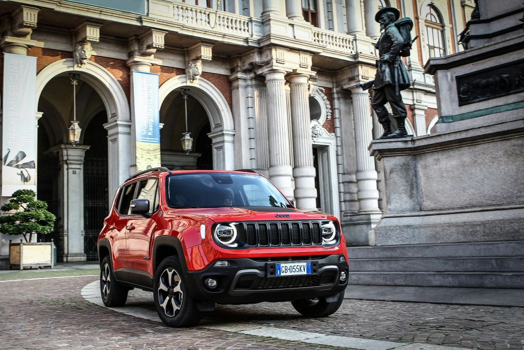 Image 4: Jeep Renegade Hatchback 1.3 Turbo 4XE Phev 190 Limited 5dr Auto
