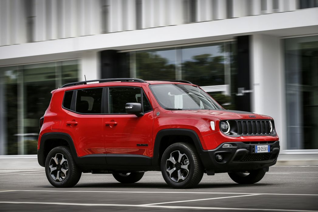 Image 5: Jeep Renegade Hatchback 1.3 Turbo 4XE Phev 190 Limited 5dr Auto