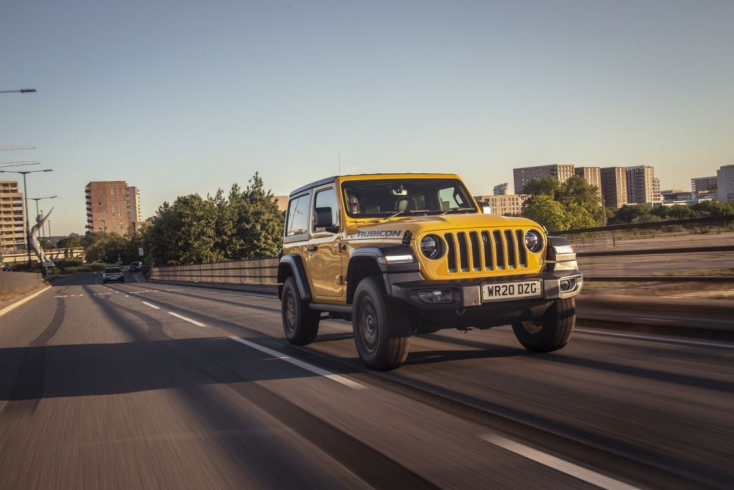 Video Review: Jeep Wrangler Hard TOP Special Edition 2.2 Multijet Rubicon 1941 4dr Auto8