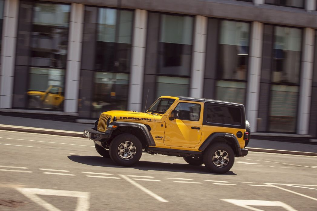Image 2: Jeep Wrangler Hard TOP Special Edition 2.2 Multijet Rubicon 1941 4dr Auto8