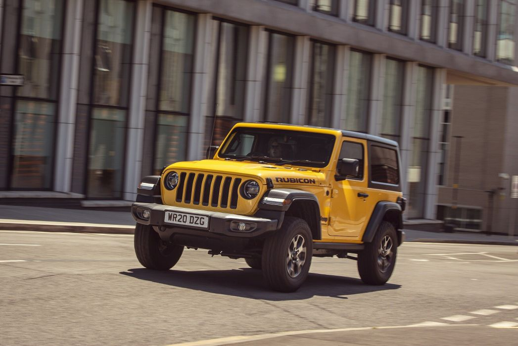 Image 3: Jeep Wrangler Hard TOP Special Edition 2.2 Multijet Rubicon 1941 4dr Auto8