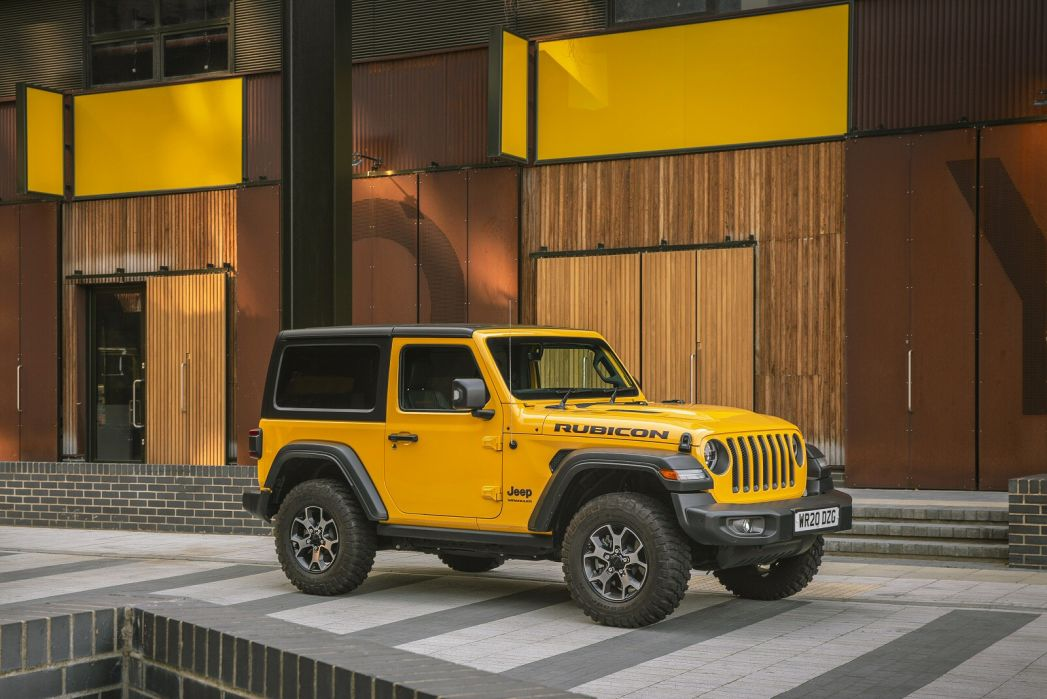 Image 6: Jeep Wrangler Hard TOP Special Edition 2.2 Multijet Rubicon 1941 4dr Auto8
