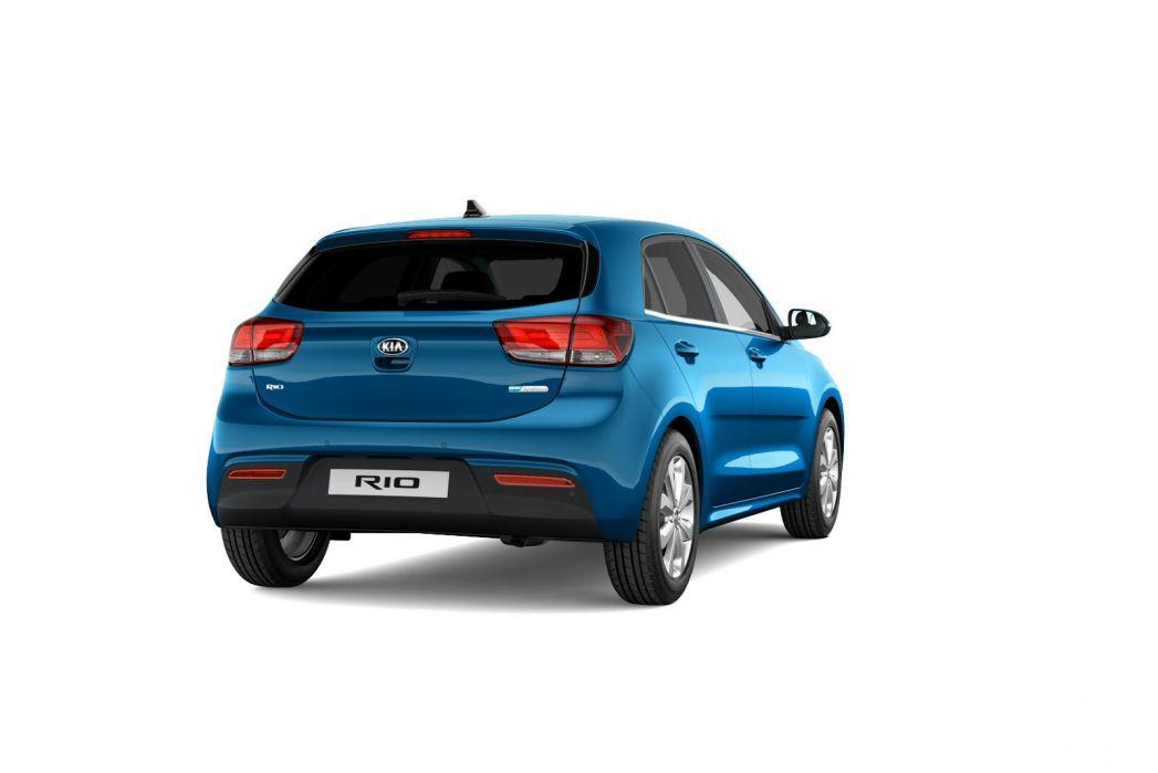 Image 2: KIA Rio Hatchback 1.25 1 5dr