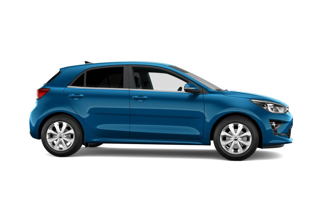 Image 3: KIA Rio Hatchback 1.25 1 5dr