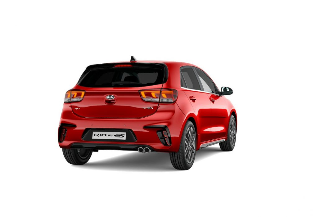 Image 5: KIA Rio Hatchback 1.25 1 5dr