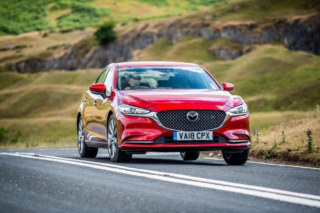 Image 2: Mazda Mazda6 Saloon 2.5 Skyactiv-G GT Sport 4dr Auto