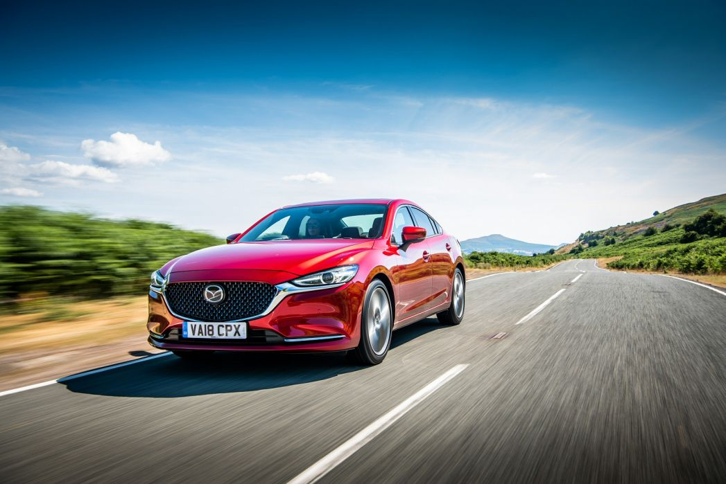 Image 3: Mazda Mazda6 Saloon 2.5 Skyactiv-G GT Sport 4dr Auto