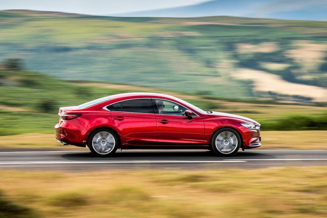 Image 4: Mazda Mazda6 Saloon 2.5 Skyactiv-G GT Sport 4dr Auto