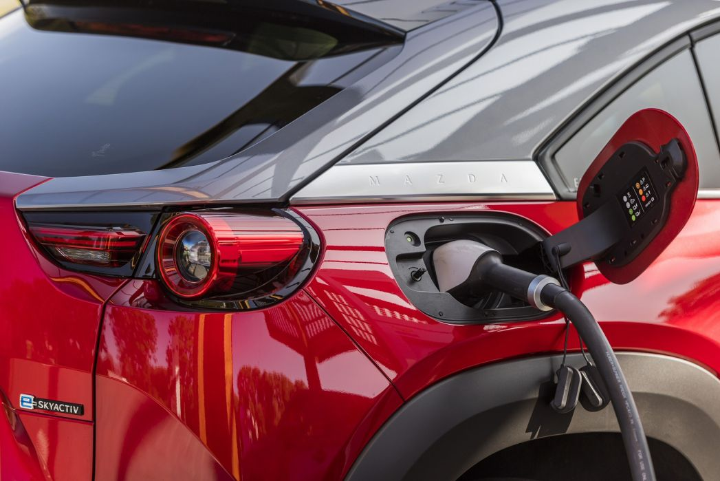 Image 6: Mazda MX-30 Hatchback 107KW SE-L LUX 35.5KWH 5dr Auto