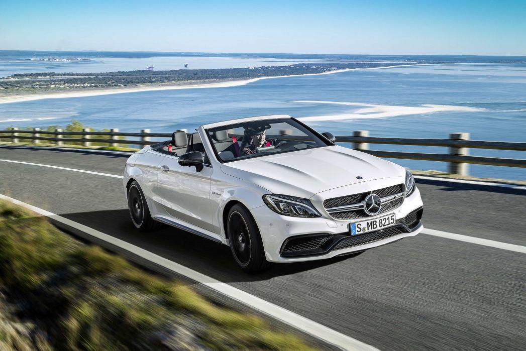 Image 1: Mercedes-Benz C Class AMG Cabriolet C43 4matic Edition Premium 2dr 9G-Tronic
