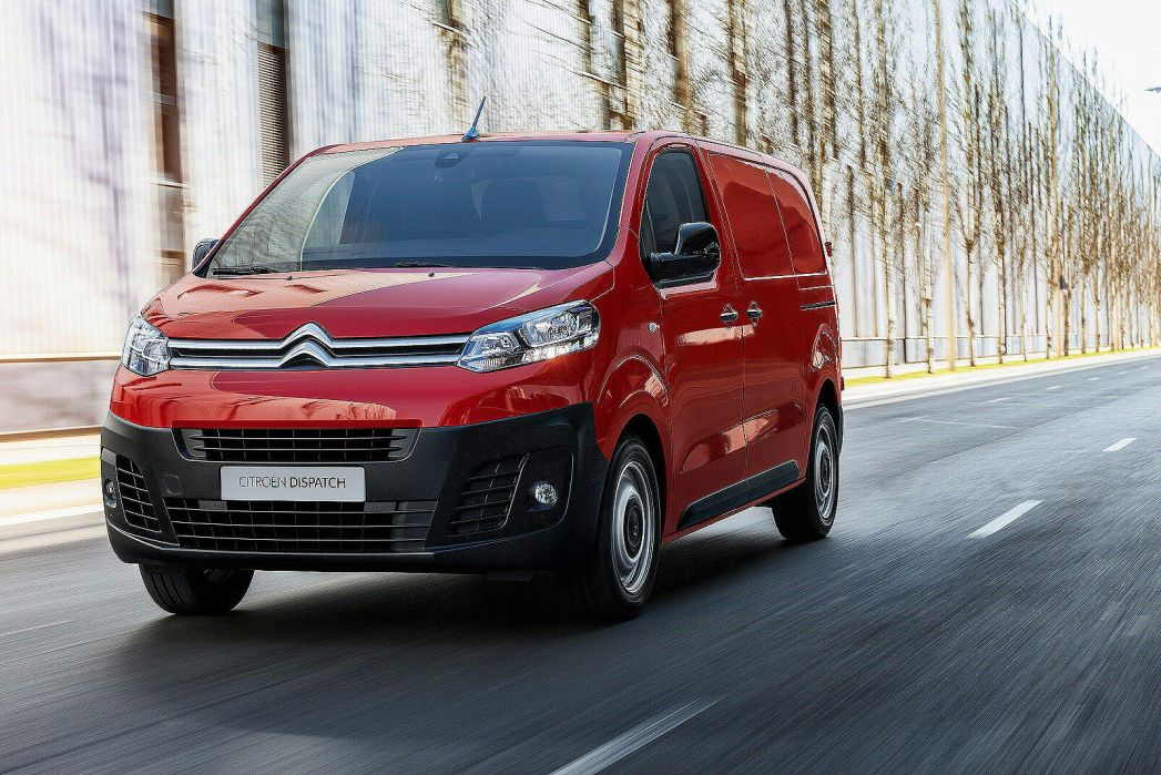 Video Review: Citroen E-Dispatch M 1000 100KW 75KWH VAN Driver Auto