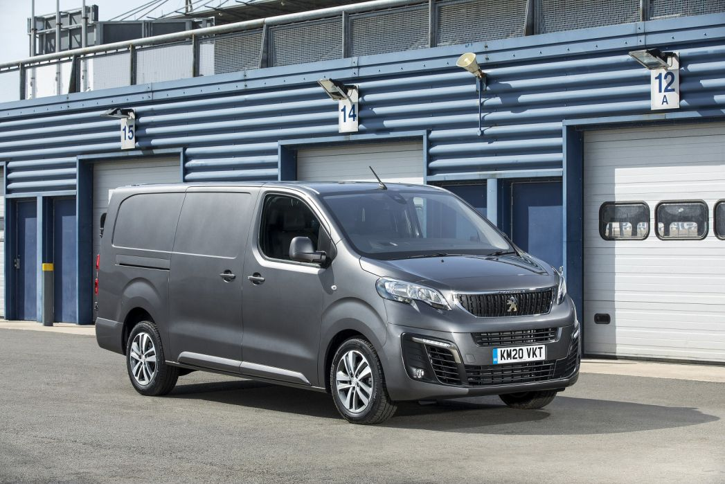 Video Review: Peugeot Expert Standard Diesel 1400 2.0 Bluehdi 120 Professional VAN