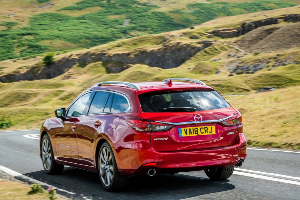 Image 5: Mazda Mazda6 Tourer 2.0 Skyactiv-G SE-L 5dr