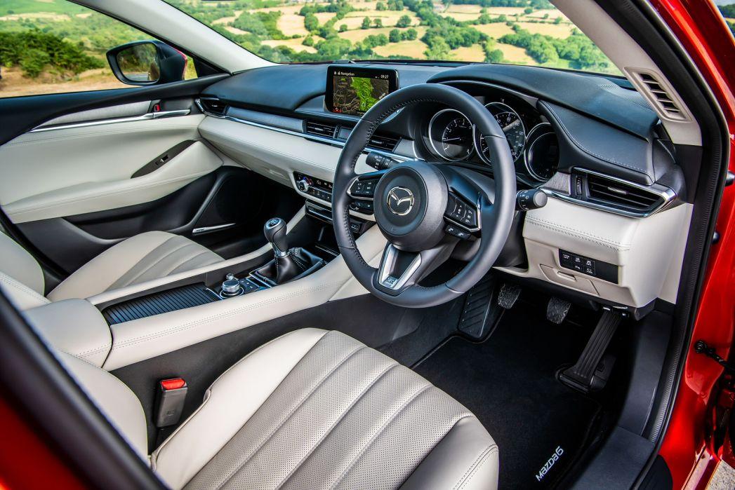 Image 3: Mazda Mazda6 Tourer 2.0 SE-L NAV+ 5dr