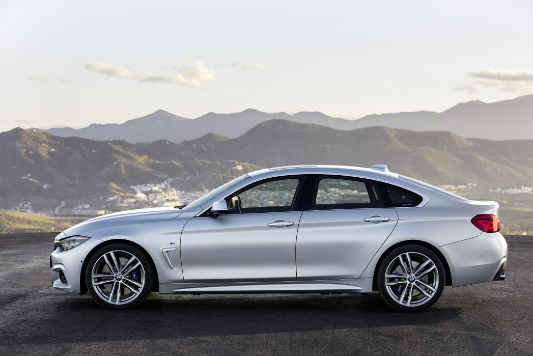 Image 6: BMW 4 Series Gran Coupe 420I M Sport 5dr Auto [plus Pack]