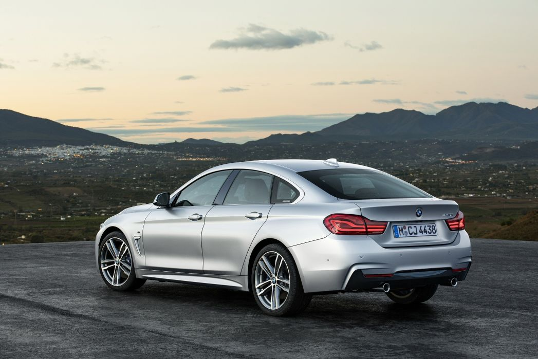 Image 5: BMW 4 Series Gran Coupe 420I M Sport 5dr Auto [plus Pack]