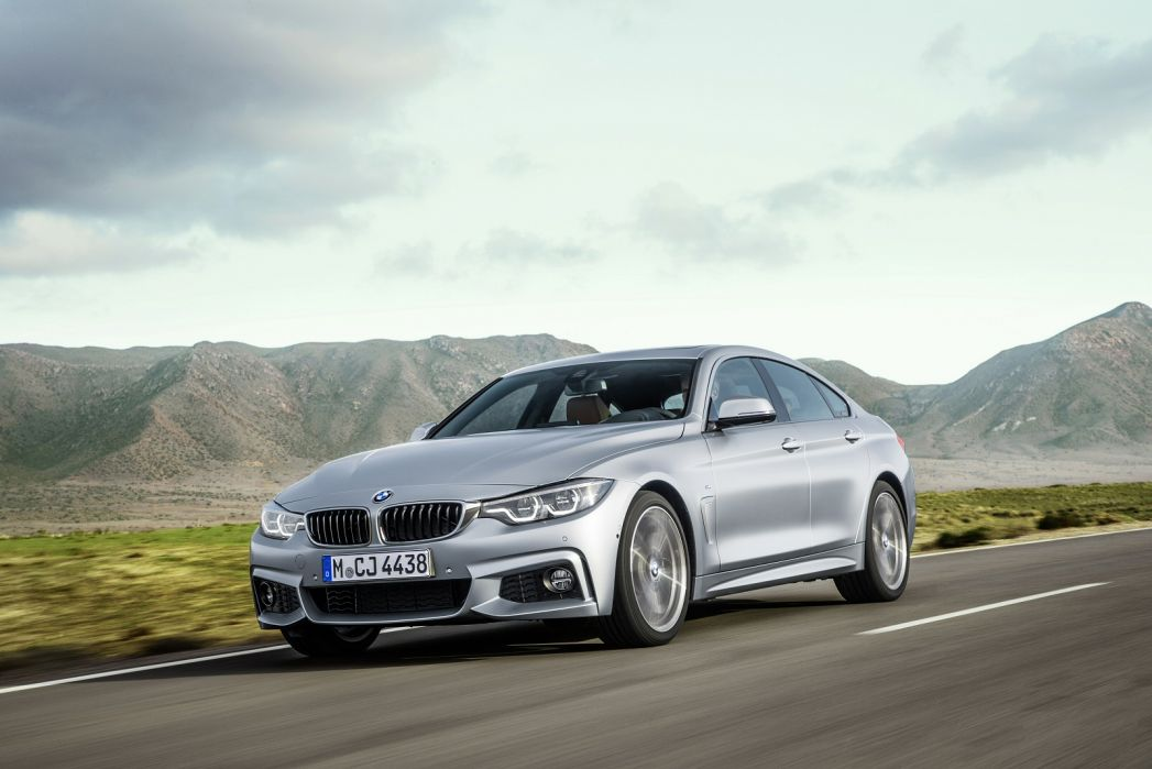 Image 4: BMW 4 Series Gran Coupe 420I M Sport 5dr Auto [plus Pack]