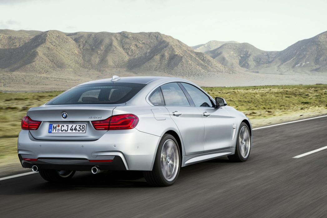 Image 3: BMW 4 Series Gran Coupe 420I M Sport 5dr Auto [plus Pack]