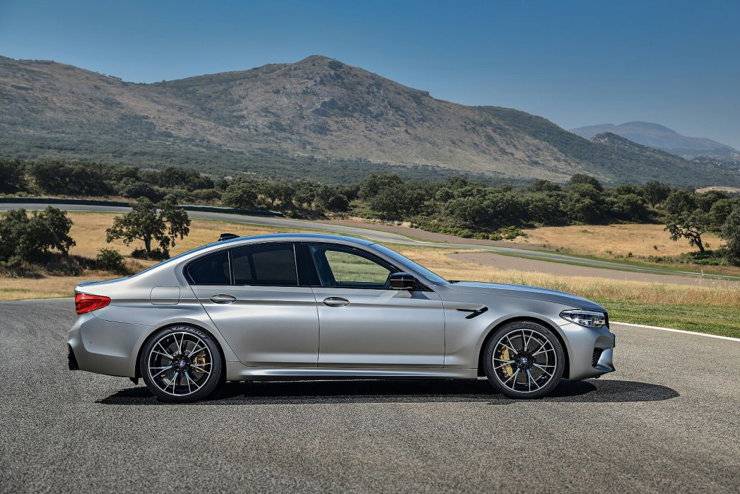 Image 3: BMW M5 Saloon M5 Competition 4dr DCT