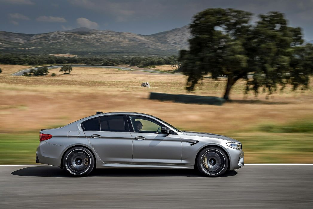 Image 6: BMW M5 Saloon M5 Competition 4dr DCT