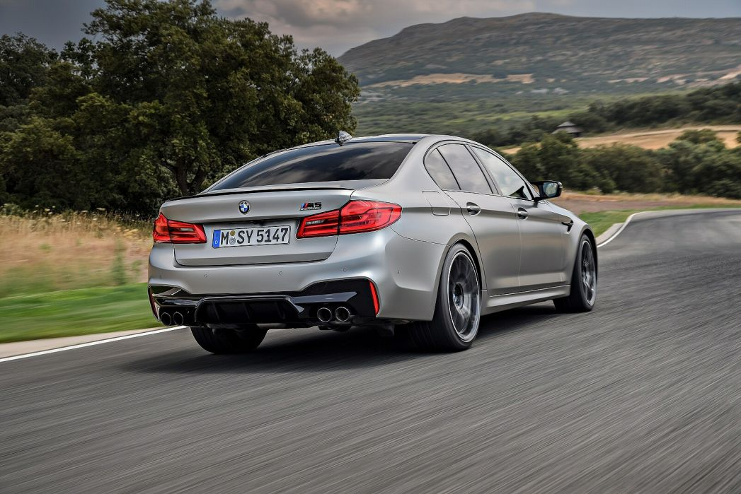 Image 6: BMW M5 Saloon Special Editions M5 CS 4dr DCT