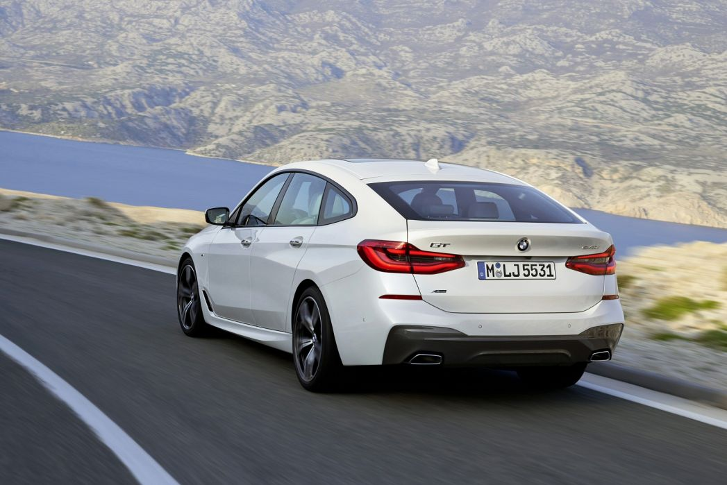 Image 5: BMW 6 Series Gran Turismo Hatchback 630I M Sport 5dr Auto