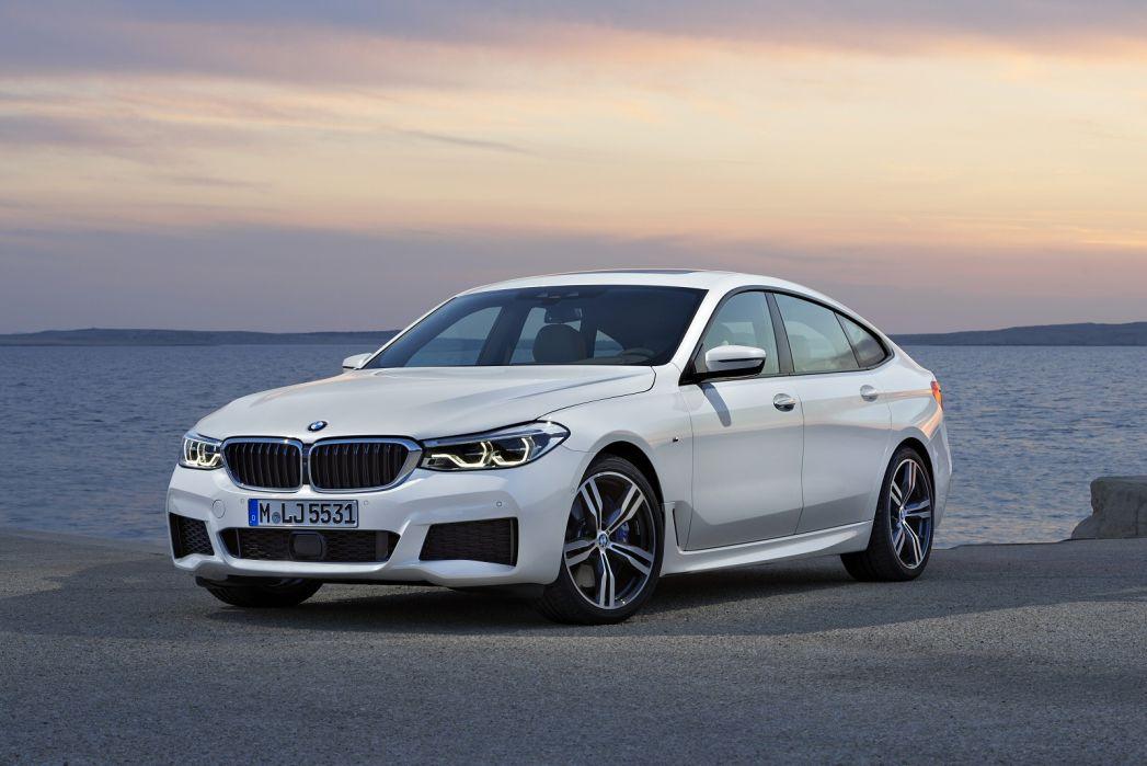 Image 2: BMW 6 Series Gran Turismo Diesel Hatchback 620D M Sport 5dr Auto