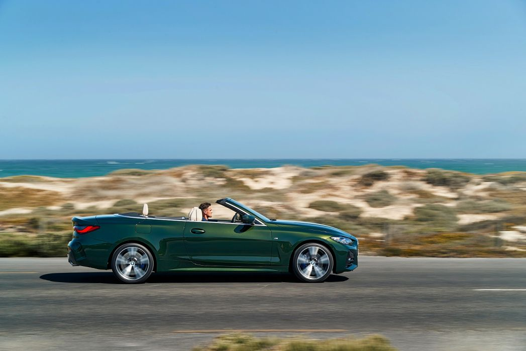 Image 4: BMW 4 Series Convertible 420I M Sport 2dr Step Auto [PRO Pack]