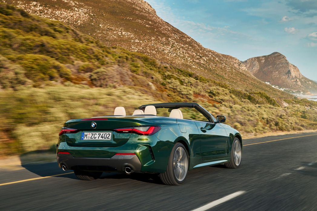 Image 5: BMW 4 Series Convertible 420I M Sport 2dr Step Auto [PRO Pack]