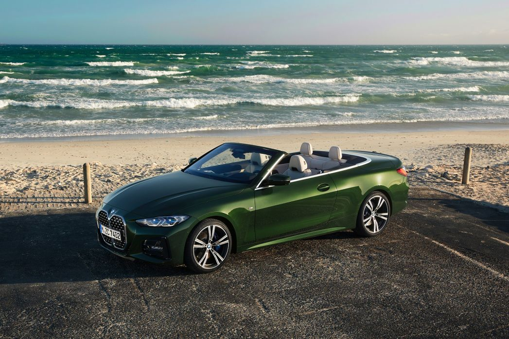 Image 6: BMW 4 Series Convertible 420I M Sport 2dr Step Auto [PRO Pack]
