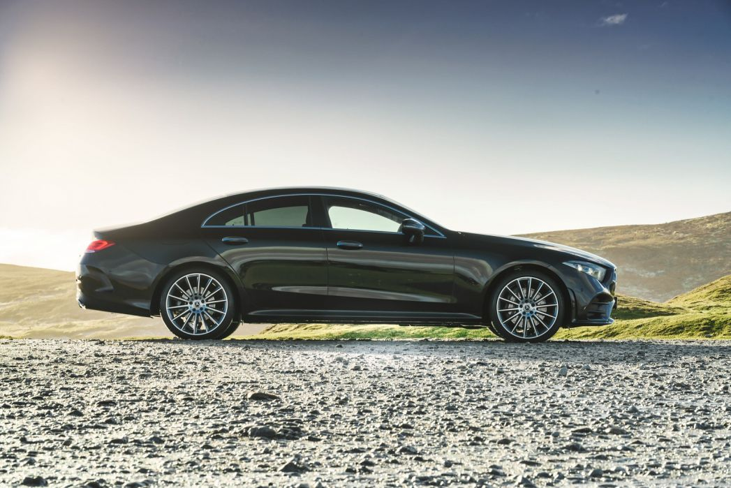Image 2: Mercedes-Benz CLS AMG Coupe CLS 53 4matic+ Night ED Premium + 4dr TCT