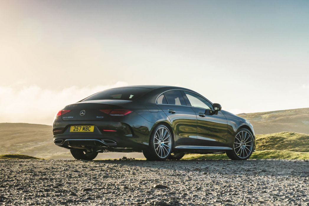 Image 3: Mercedes-Benz CLS AMG Coupe CLS 53 4matic+ Night ED Premium + 4dr TCT