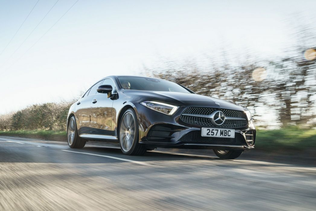 Image 4: Mercedes-Benz CLS AMG Coupe CLS 53 4matic+ Night ED Premium + 4dr TCT