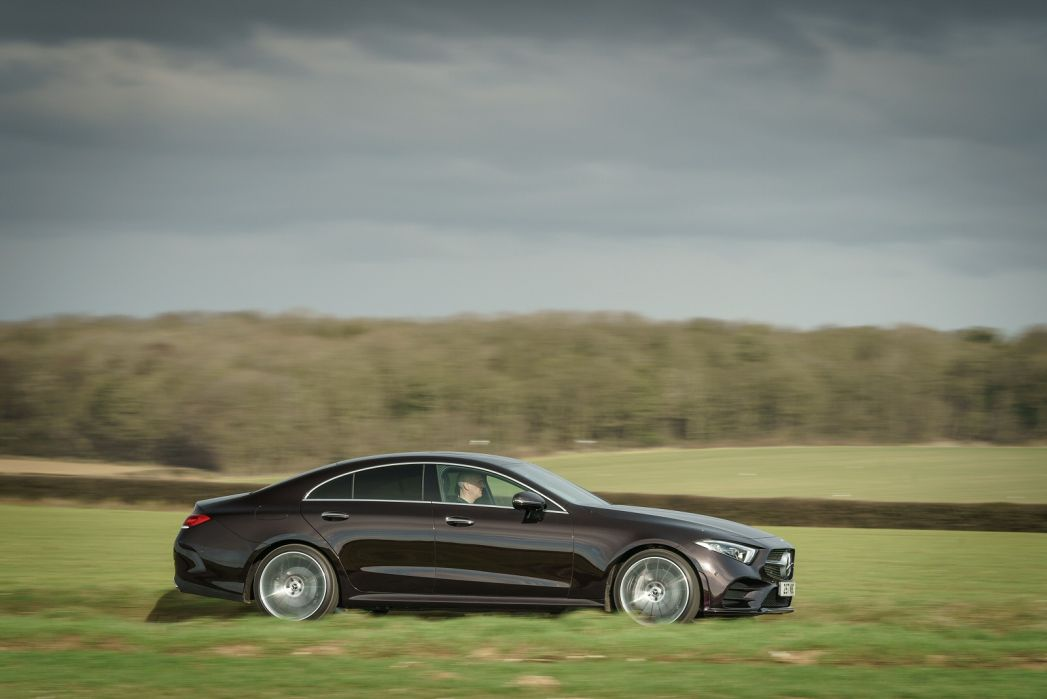 Image 5: Mercedes-Benz CLS AMG Coupe CLS 53 4matic+ Night ED Premium + 4dr TCT