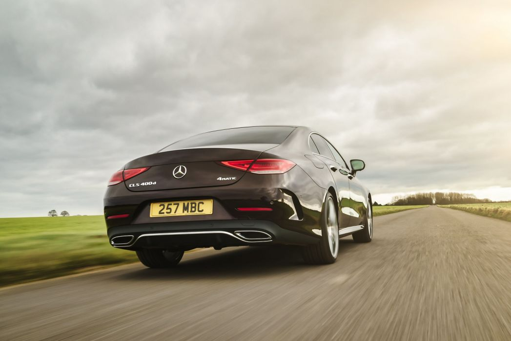 Image 6: Mercedes-Benz CLS AMG Coupe CLS 53 4matic+ Night ED Premium + 4dr TCT
