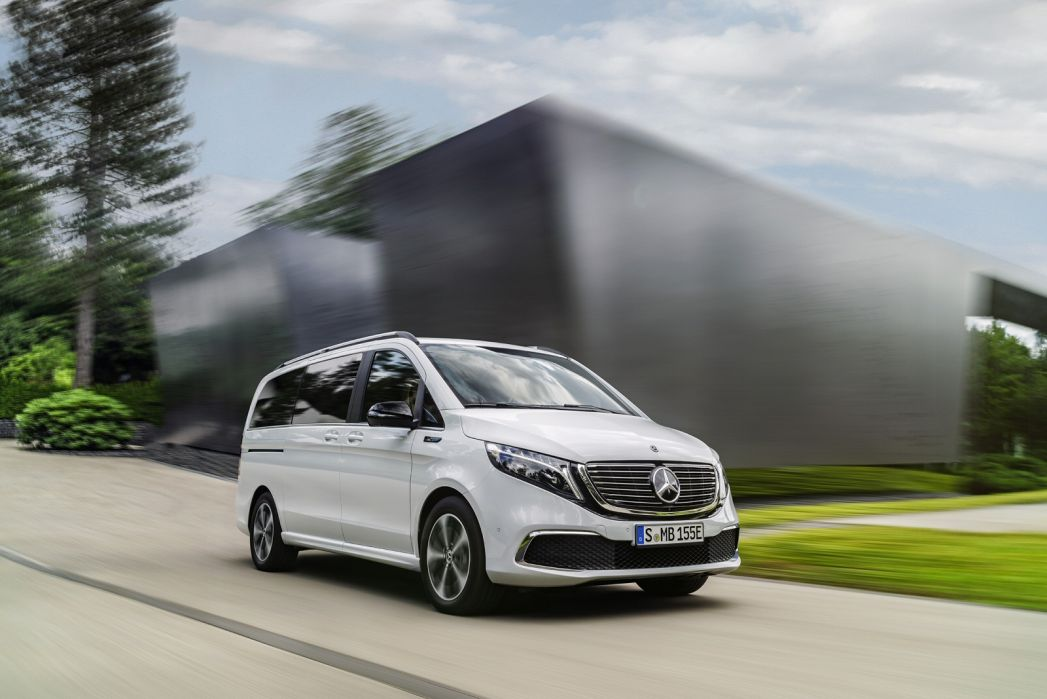 Image 5: Mercedes-Benz EQV Estate EQV 300 150 KW Sport Premium Plus 90 KWH 5dr Auto