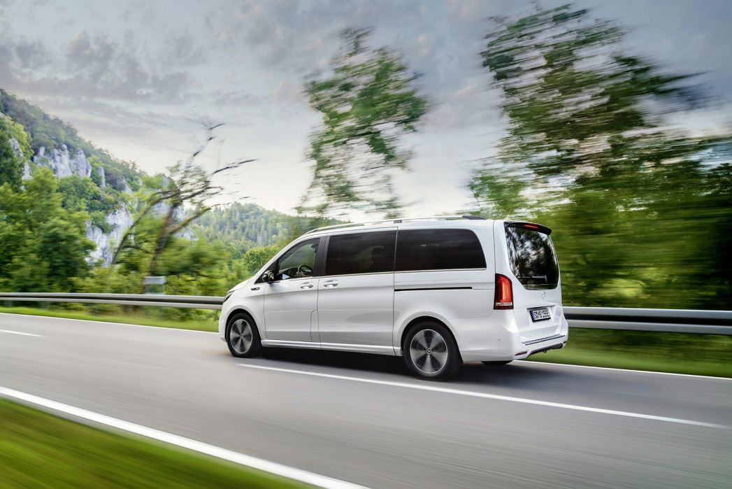 Image 6: Mercedes-Benz EQV Estate EQV 300 150 KW Sport Premium Plus 90 KWH 5dr Auto