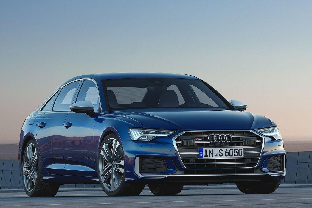 Video Review: Audi A6 Diesel Avant S6 TDI 344 Quattro 5dr TIP Auto